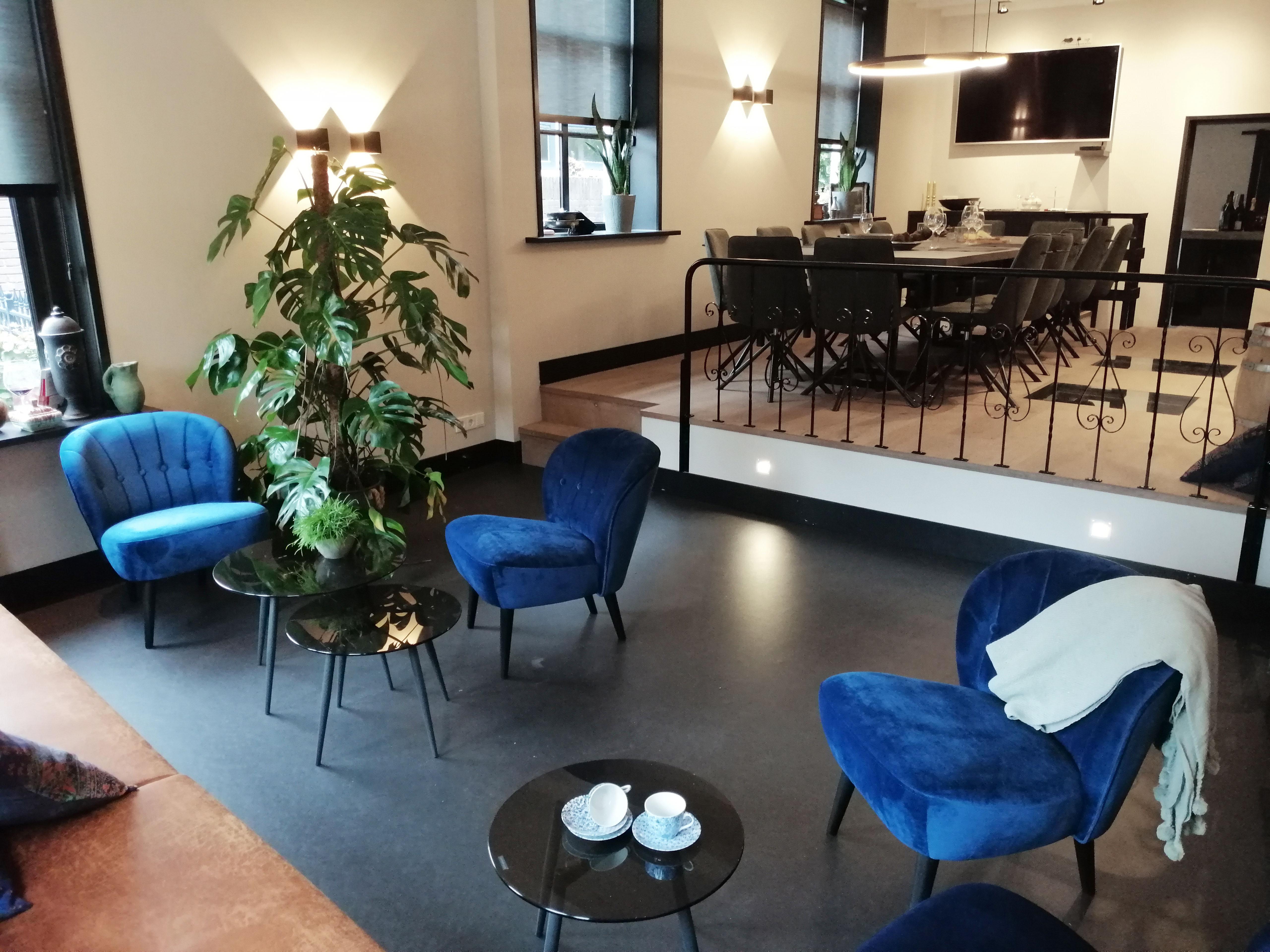 vergader lounge